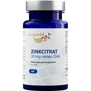 ZINKCITRAT 30 mg Kapseln