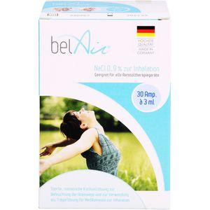 BELAIR NaCl 0,9% Inhalationslösung Ampullen