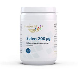 SELEN 200 μg Tabletten