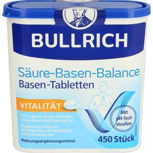 BULLRICH Säure Basen Balance Tabletten