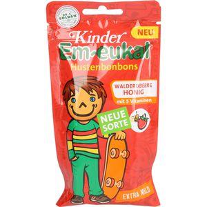 EM EUKAL Kinder Bonbons Walderdbeere-Honig zh.
