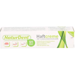 NATURDENT Haftcreme