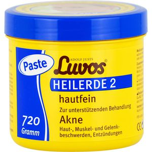LUVOS Heilerde 2 hautfein Paste