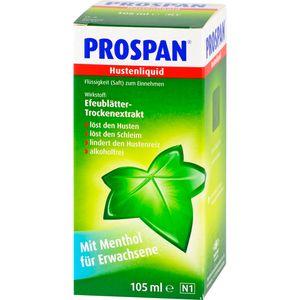 PROSPAN Hustenliquid Flüssigkeit
