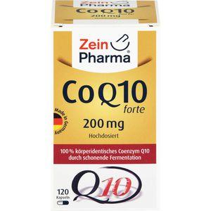 COENZYM Q10 FORTE 200 mg Kapseln