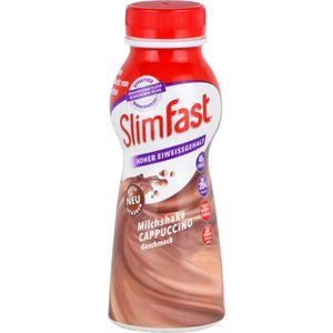 SLIM FAST Fertigdrink Cappuccino
