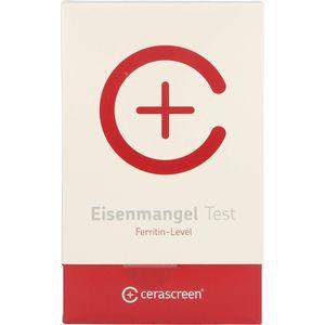 CERASCREEN Eisenmangel Test-Kit