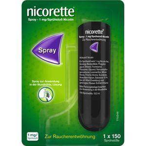 NICORETTE Spray
