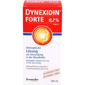 DYNEXIDIN Forte 0,2% Lösung