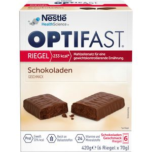 OPTIFAST Riegel Schokolade