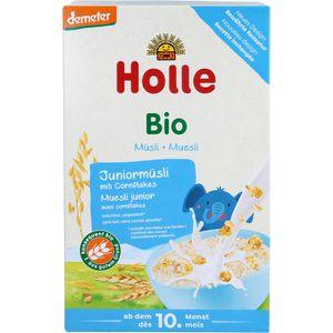 HOLLE Bio Juniormüsli Mehrkorn mit Cornflakes