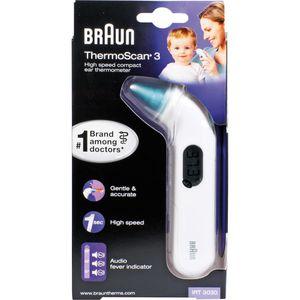 BRAUN THERMOSCAN 3 Infrarot-Ohrthermometer
