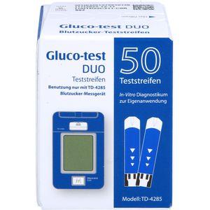 GLUCO TEST DUO Teststreifen