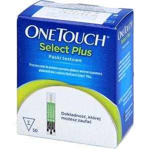 ONE TOUCH Select Plus Blutzucker Teststreifen NL