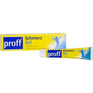 PROFF Schmerzgel 50 mg/g