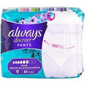 ALWAYS discreet Inkontinenz Pants plus M