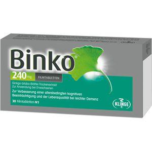 BINKO 240 mg Filmtabletten