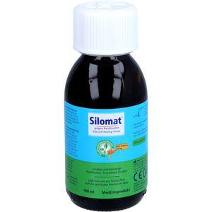 SILOMAT gegen Reizhusten Eibisch/Honig-Sirup