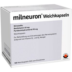 MILNEURON Weichkapseln