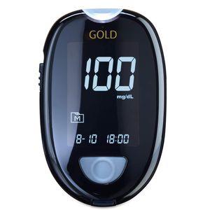 GLUCOCHECK GOLD Blutzuckermessgerät Set mg/dl