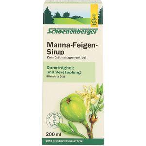 MANNA-FEIGEN-Sirup Schoenenberger