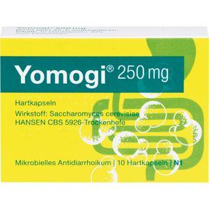YOMOGI 250 mg Hartkapseln