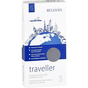 BELSANA traveller AD S grau Fuß 1 35-38