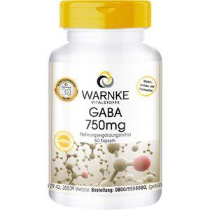 GABA 750 mg Kapseln