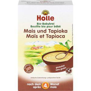 HOLLE Bio Babybrei Mais & Tapioka n.d.4.Mon.
