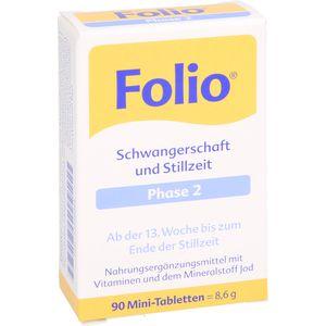 FOLIO 2 Filmtabletten
