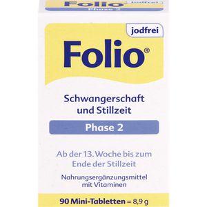 FOLIO 2 jodfrei Filmtabletten