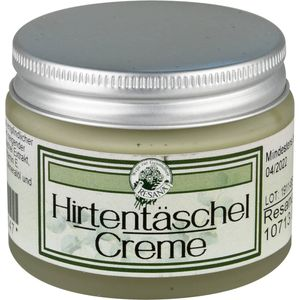 HIRTENTÄSCHEL Creme Resana