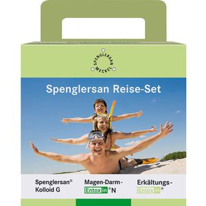 SPENGLERSAN Reise Set 1x10/2x20 ml Tropfen