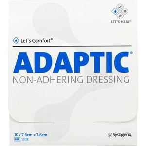 ADAPTIC 7,6x7,6 cm feuchte Wundauflage