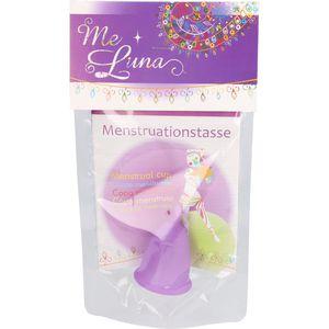 MENSTRUATIONSTASSE Me Luna Classic Gr.M violett