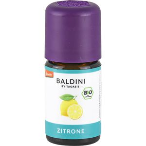 BALDINI Bioaroma Zitrone Bio/demeter Öl