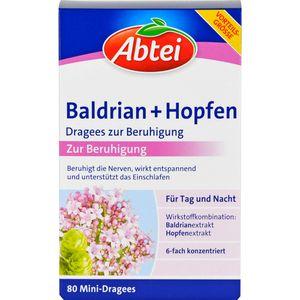 Baldrian Homöopathie