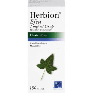 HERBION Efeu 7 mg/ml Sirup