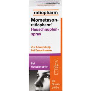 MOMETASON ratiopharm Heuschnupfenspray