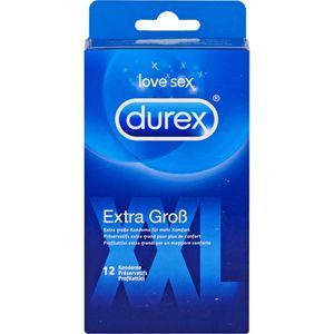 DUREX extra groß Kondome