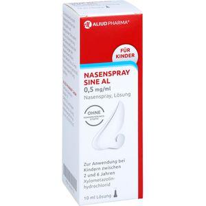 NASENSPRAY sine AL 0,5 mg/ml Nasenspray
