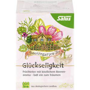 BAUERNGARTEN-Tee Glückseligkeit Früchtetee Salus