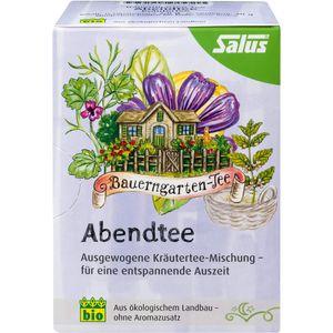 BAUERNGARTEN-Tee Abendtee Kräutertee Salus Fbtl.