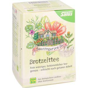 BAUERNGARTEN-Tee Brotzeittee Kräutertee Salus Fbtl