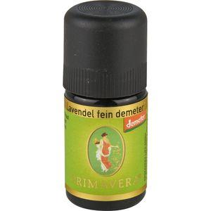 LAVENDEL FEIN demeter ätherisches Öl
