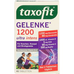 TAXOFIT Gelenke 1200 ultra intens Tabletten