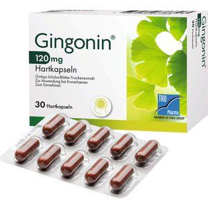 GINGONIN 120 mg Hartkapseln