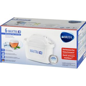 BRITA Maxtra+ Filterkartusche Pack 6