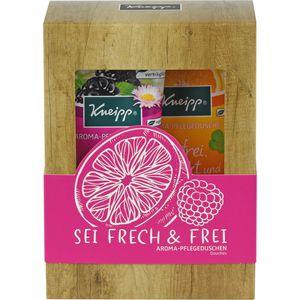 KNEIPP Geschenkpackung Sei frech & frei