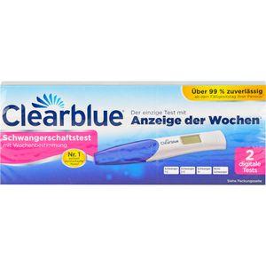 CLEARBLUE Schwangerschaftstest m.Wochenbestimmung